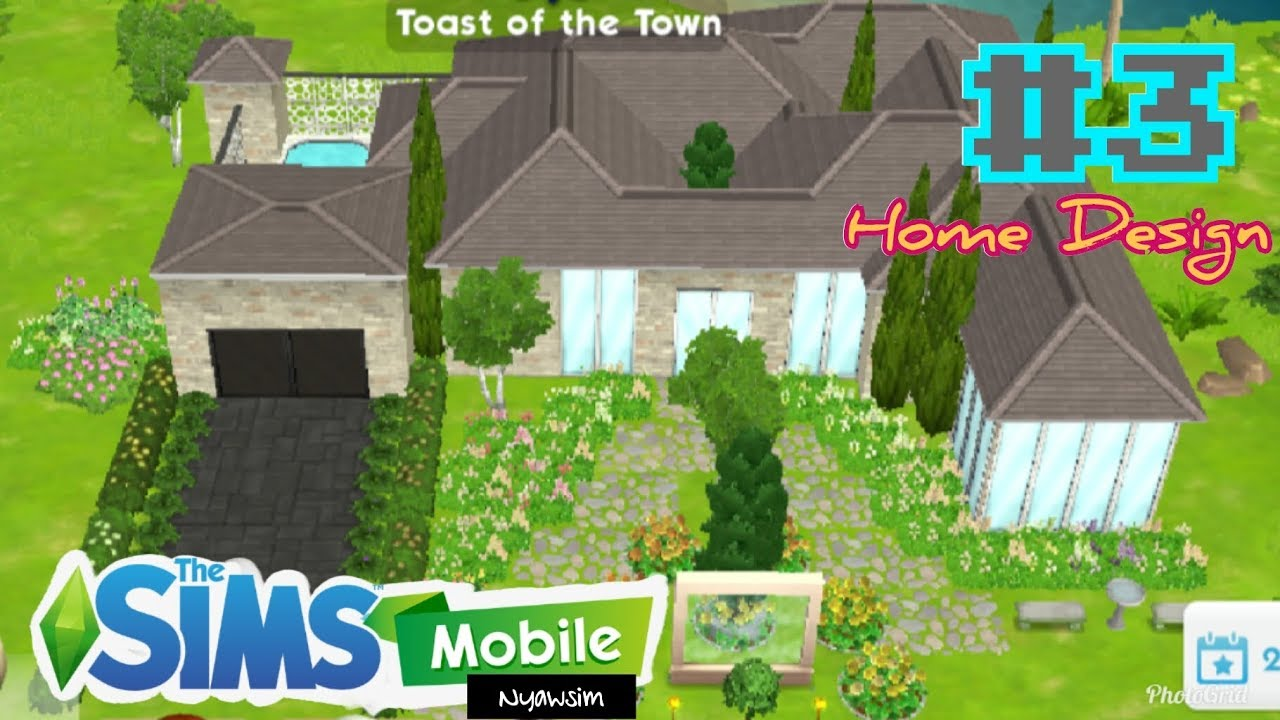 Ide The Sims Mobile Home Design Inspiration