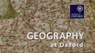 Geography at Oxford University