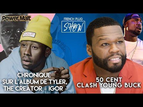 Chronique sur l'album de Tyler, The Creator «Igor» 50 Cent clash Young Buck !