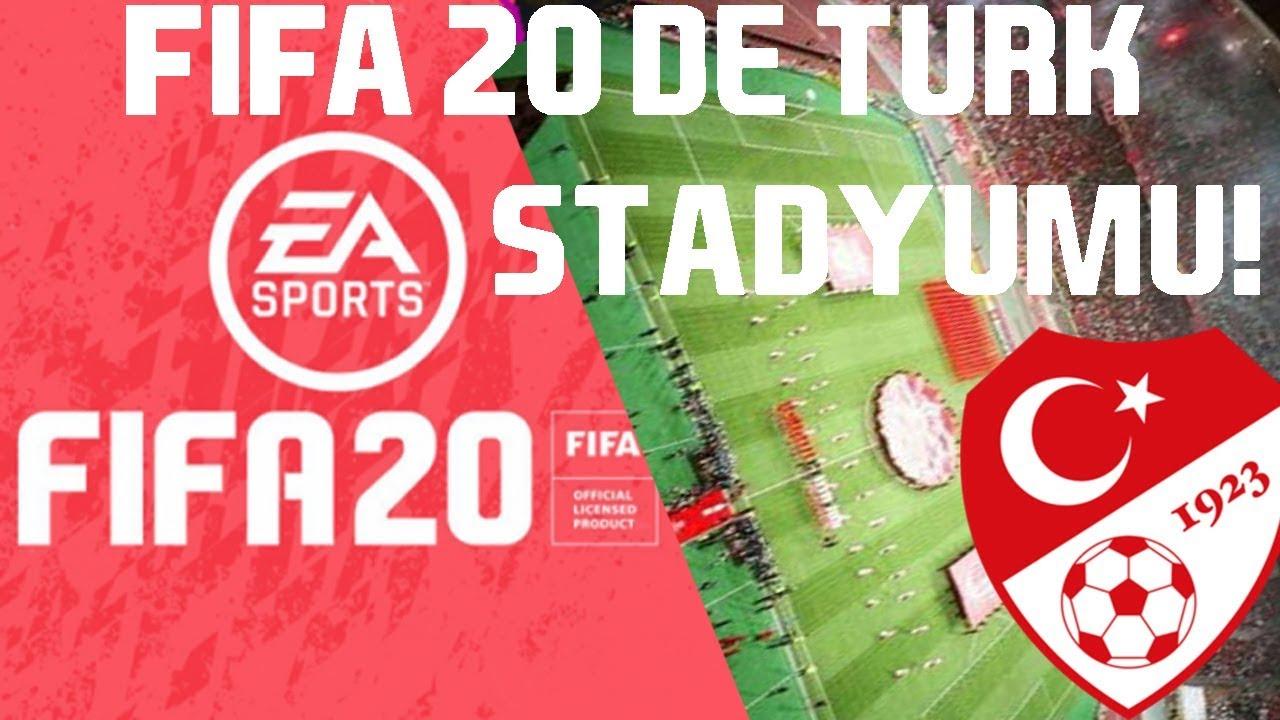 FIFA 20'YE TÜRK STADYUMU EKLENDİ Videosu