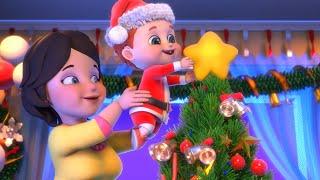Christmas Song - Jingle Bells - Surprise Eggs - Nursery Rhymes from Jugnu Kids