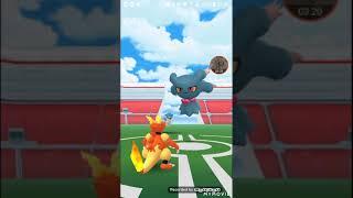 Capturas épicas pokemon go