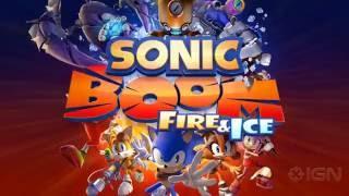 Sonic Boom  Fire & Ice ~E3 2016 Trailer