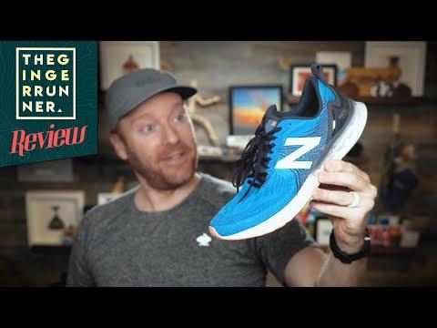 NEW BALANCE FRESH FOAM TEMPO REVIEW | The Ginger Runner