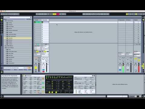 Ableton Live Tutorial (Kick2)