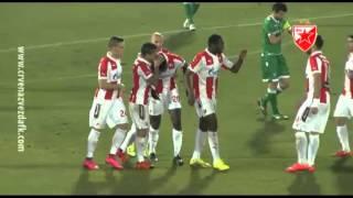 Ludogorec - Crvena zvezda 3:1, highlights