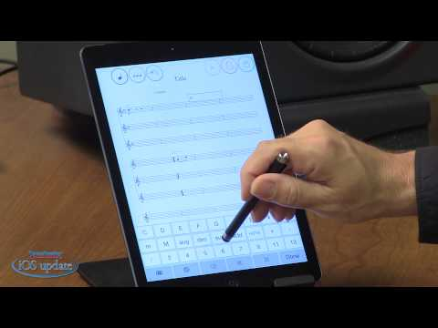 Kawai Touch Notation App Review - Sweetwater's iOS Update, Vol. 104