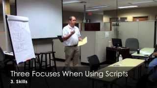 Prospecting Scripts & Dialogues w/ Brad Baldwin