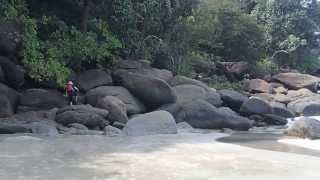Reward upon descent fr Gunung Arong, Johor Malaysia