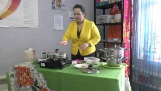 Как приготовить суп и рагу одновременно за 15мин (2 часть)