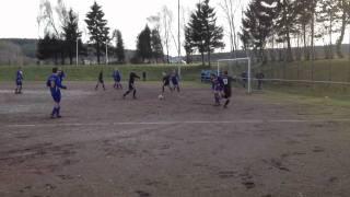 TSV Donnerberg - SG Stolberg II 12.12.2012