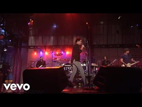 Train - Meet Virginia (Live on Letterman)