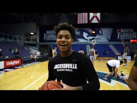 MBB Cinematic Highlights: Jacksonville vs. North Florida | January 24, 2019