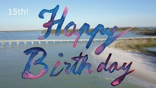MY DAUGHTER'S 15TH BIRTHDAY IN FLORIDA!