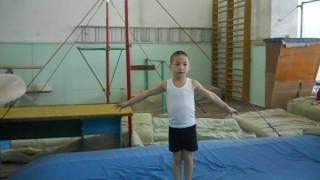 Тимур! спортивная гимнастика! Астрахань! 3 юношеский