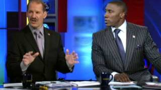 The NFL Today Post Game Show