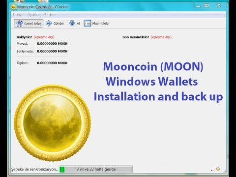 Dogecoin wallet windows 7 youtube - Siacoin price 2020