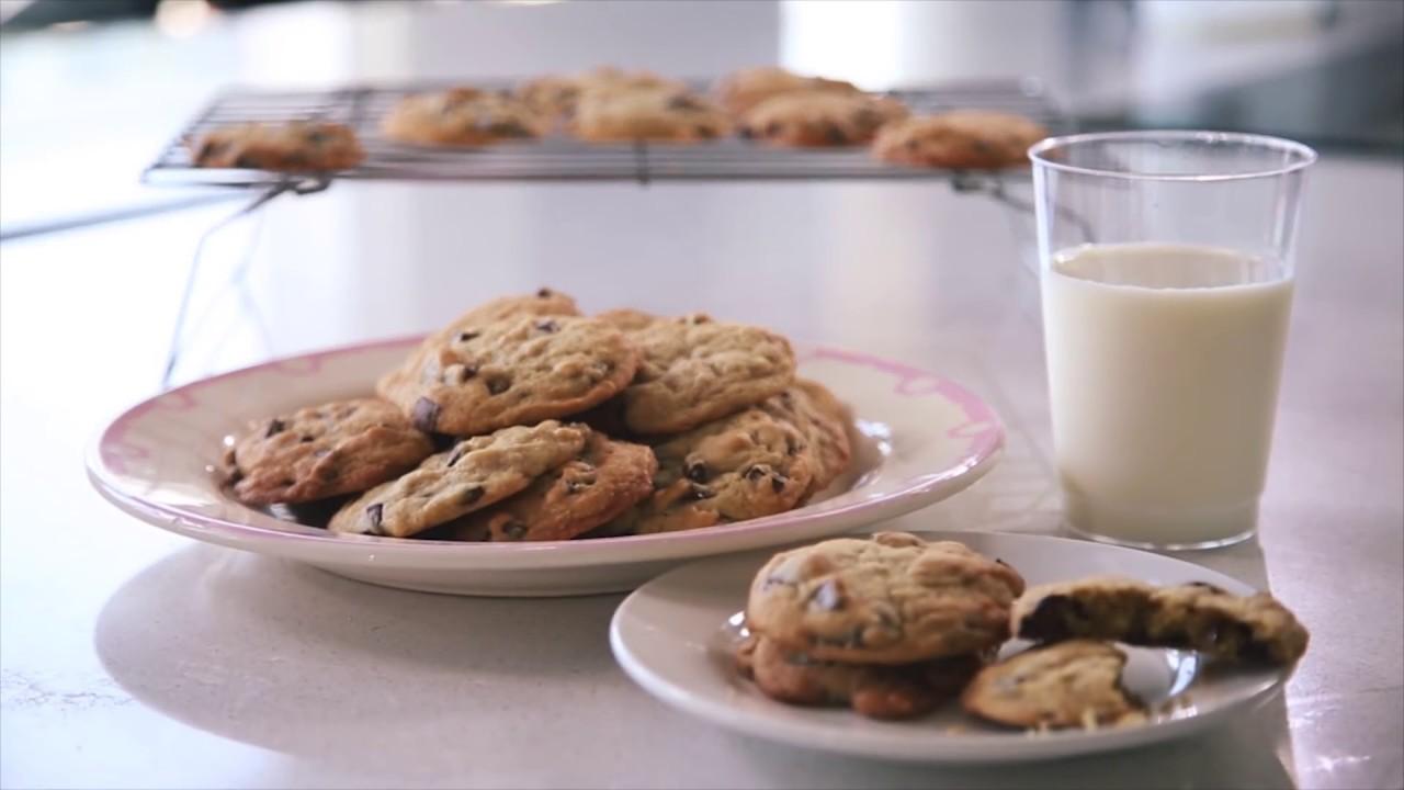 How To Make Chocolate Chip Cookies Bbc Good Food