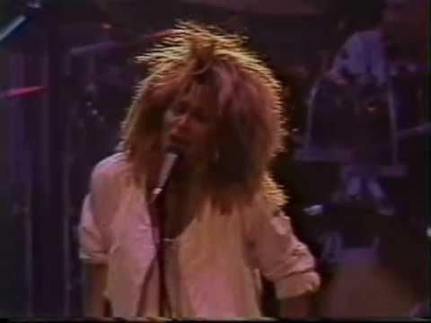 Tina Turner, Philadelphia (1985)