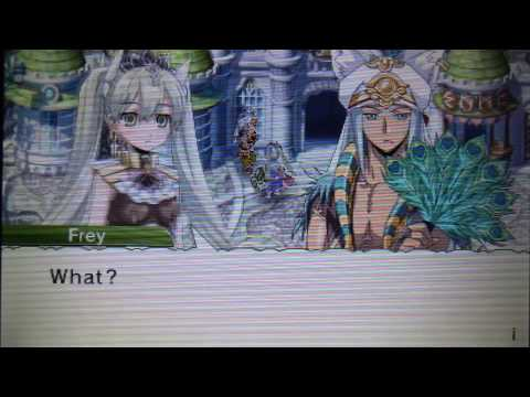 Rune Factory 4 | Forte - Date in Lests Room