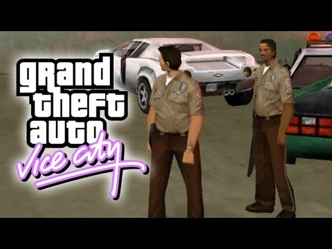 "GTA Vice City - #14: Fardado ""à paisana"""