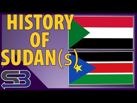A Brief History of Sudan(s)
