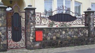 Кованные ворота, заборы, лестницы(http://goo.gl/GKQ3C9 Металлические лестницы и перильные ограждения наиболее важный элемент интерьера. Если вы счаст..., 2014-09-20T16:26:16.000Z)