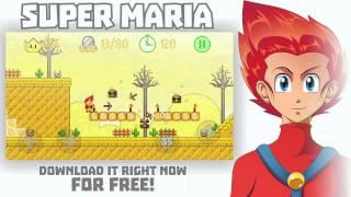 Super María 2D World - Launch Trailer