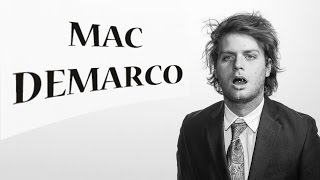 Mac DeMarco Shares His Wisdom