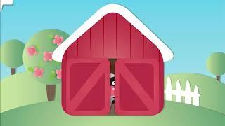 Как говорят животные? Звуки животных для детей || Учим животных для самых маленьких. Farm animals