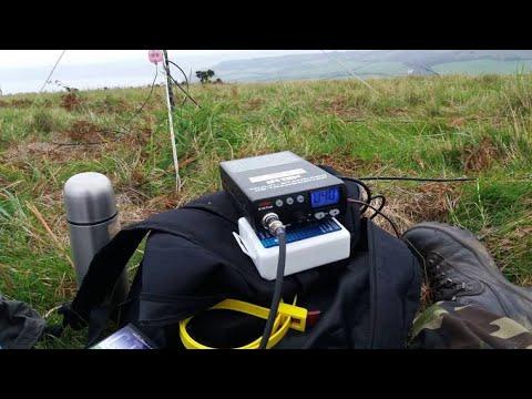 CB Radio UK - Homesteaders FM Net from Golden Cap Dorset