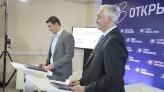 Подписание соглашения о сотрудничестве между компаниями Ростех-Информ и Ростелеком-ЦОД
