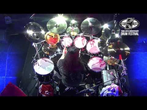 TAMA 40th Anniversary Drum Festival - Daray Brzozowski, Part 4