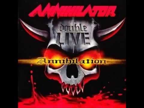 ANNIHILATOR - Ultra-Motion - Double Live. mp3