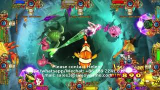 Good Profit Ocean King 3 mermaid legends Fish Game Machine Fish Hunter Games IGS Games