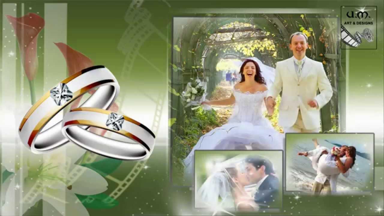 Modelo De Album Digital De Casamento Youtube