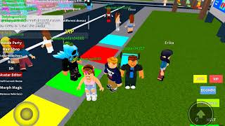 BREAK IN PEOPLES HOUSES *TROLL BABY BOOS (Roblox adopt and raise)