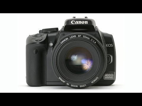How to repair CF card slot on Canon DSLR 400D (pin missing