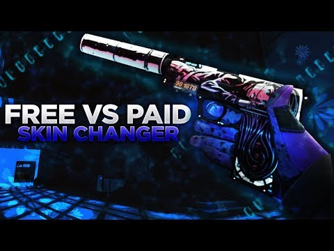 Free VS Paid Skin Changers - CSGO Explained