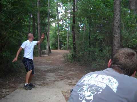 Disc Golf at Cottage Hill - Mobile, Alabama