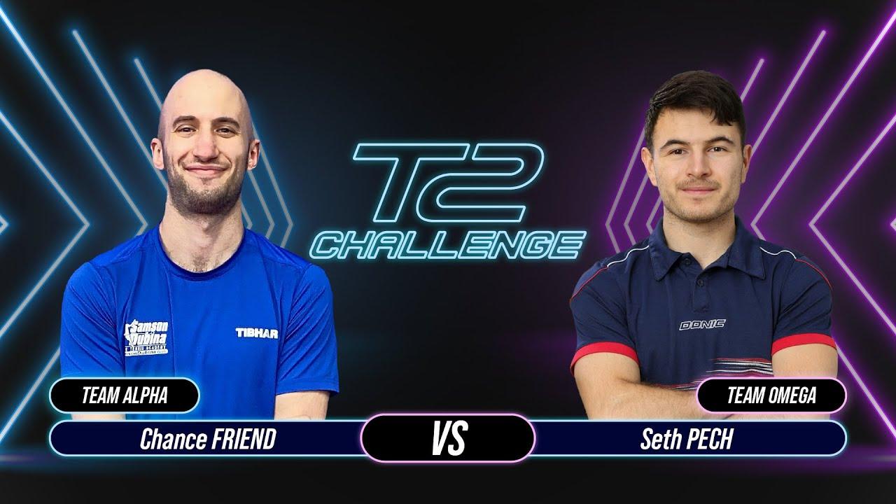 T2 Challenge | Season 2 | Match 4 : [Alpha] Chance Friend vs Seth Pech [Omega]