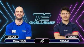 T2 Challenge   Season 2   Match 4 : [Alpha] Chance Friend vs Seth Pech [Omega]