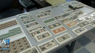American Artifacts Preview Clip: History of U.S. Currency - Franklin Noll, BEP