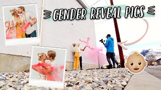 baby-gender-reveal-photoshoot