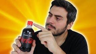 Não parece, mas esta Garrafa de Coca-Cola esconde um SEGREDO...