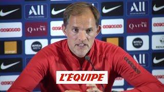 VIDEO: Tuchel «Mbappé est prêt à prendre des responsabilités»  L1 - PSG