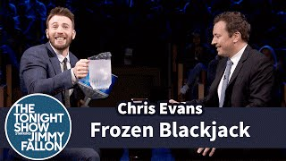 Frozen Blackjack with Chris Evans