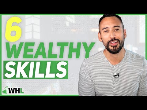 6 Skills That Can Help You Accrue Wealth