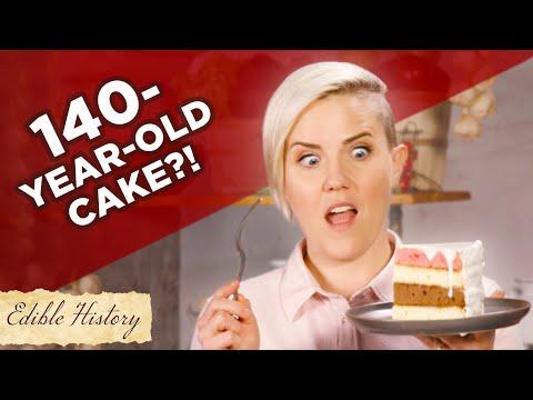 I Tried A 140-Year-Old Cake Recipe •Tasty