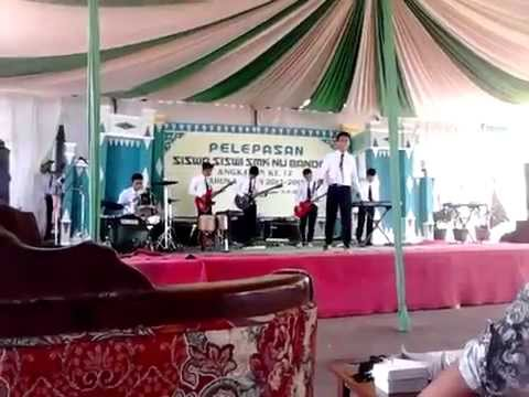 D'rude Skality - Song From Distance ( Tipe-x Cover ) @ SMK NU BANDAR